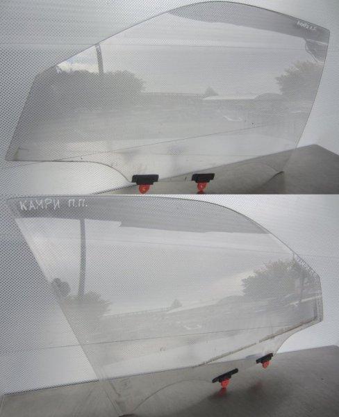 Стекло двери Toyota Camry Sv30 1993 переднее