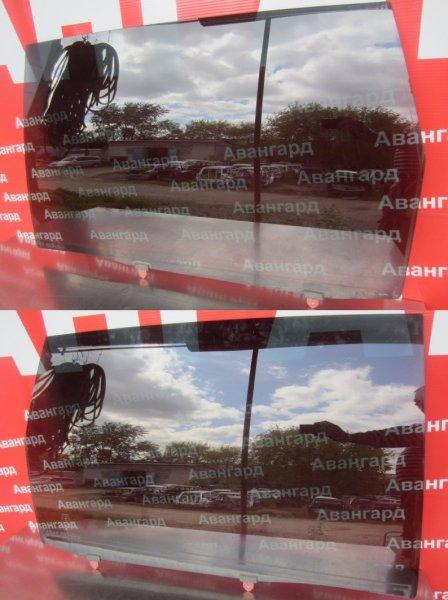 Стекло двери Toyota Estima Acr40 ACR40 2AZ-FE 2003 заднее