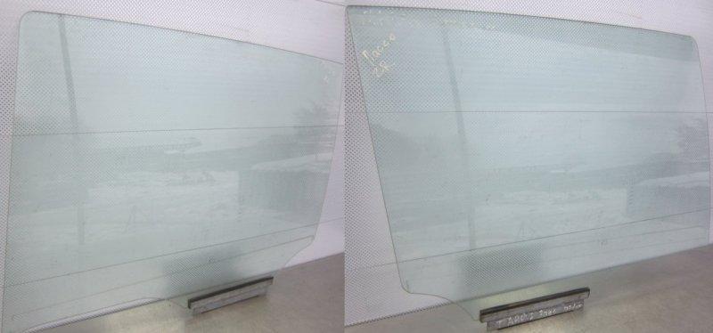Стекло двери Toyota Passo Kgc10 2004 заднее