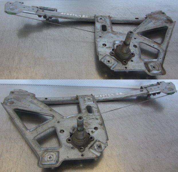 Стеклоподъёмник Audi A6 (C4) 4A2 ABC 1993 задний