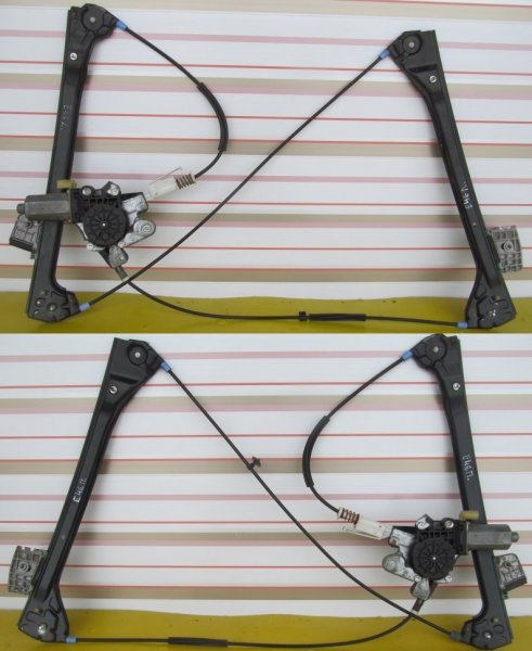 Стеклоподъёмник Bmw E46 КУПЕ M54B25 2000