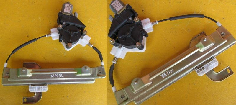 Стеклоподъёмник Chery M11 2011 задний