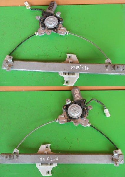 Стеклоподъёмник Hyundai Matrix 2004 задний