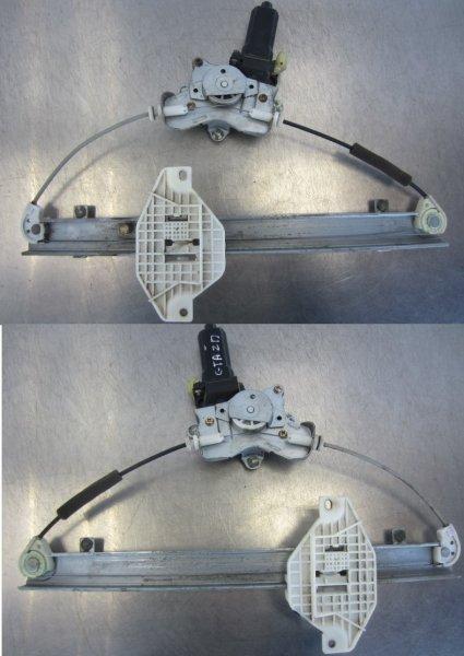 Стеклоподъёмник Hyundai Sonata Ef 2005 задний