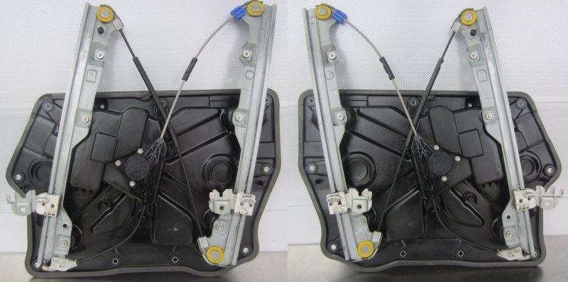 Стеклоподъёмник Renault Koleos 2TR 2008 передний