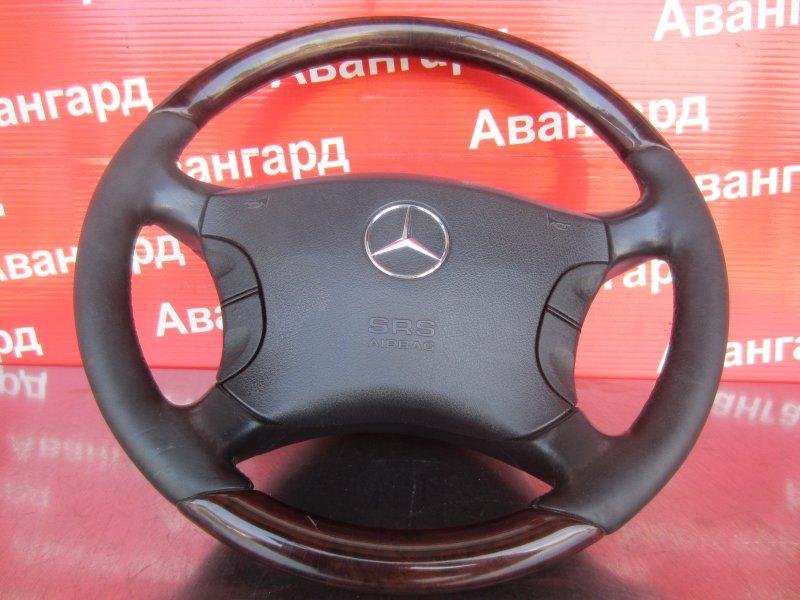 Руль Mercedes-Benz W220 2002