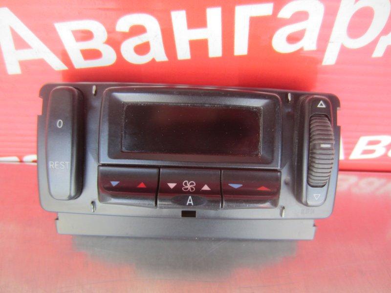 Блок управления печкой Mercedes-Benz W220 2002 задний