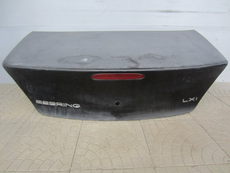 Крышка багажника Chrysler Sebring Jr СЕДАН EER (2.7) 2001