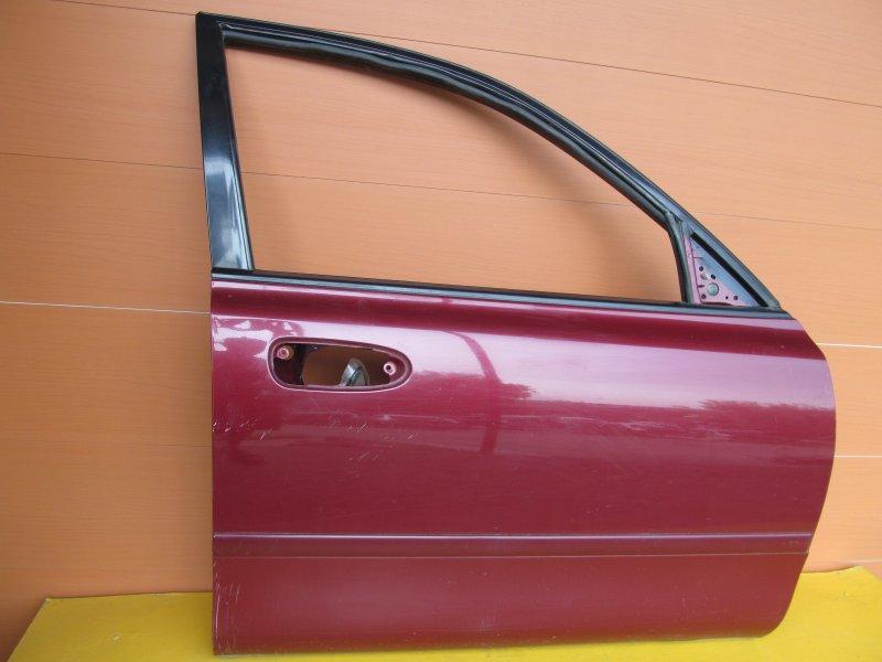 Дверь Mazda 626Ge 1996 передняя правая