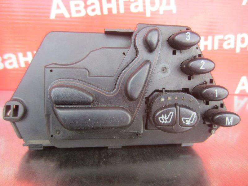 Кнопки регулировки сиденья Mercedes-Benz W220 2002 передние правые