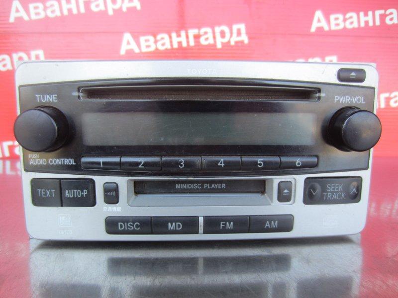 Магнитола Toyota Vitz Scp90 2004