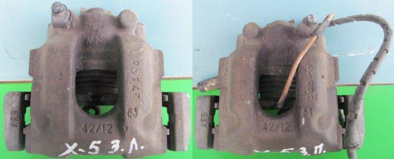 Суппорт тормозной Bmw E53 E53 2001 задний
