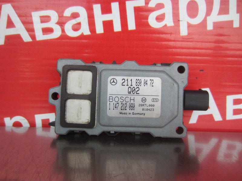 Датчик загрязнённости воздуха Mercedes-Benz W220 2002