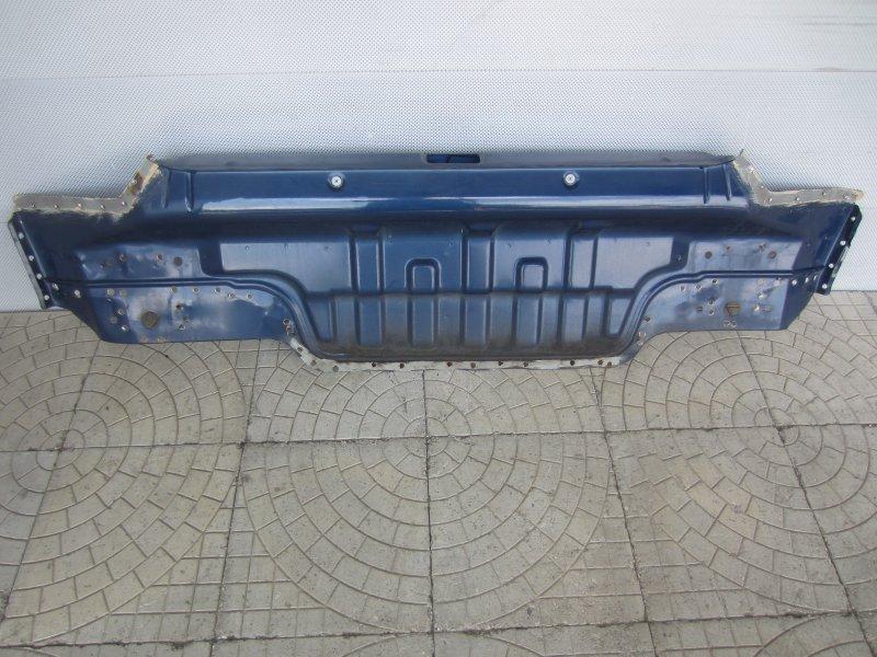 Панель задняя Chevrolet Lanos 2007 задний