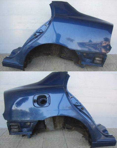Крыло Chevrolet Lanos 2007 заднее
