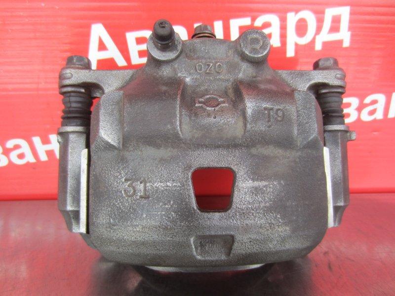 Суппорт тормозной Nissan Cube Az10 CGA3 2000 передний правый