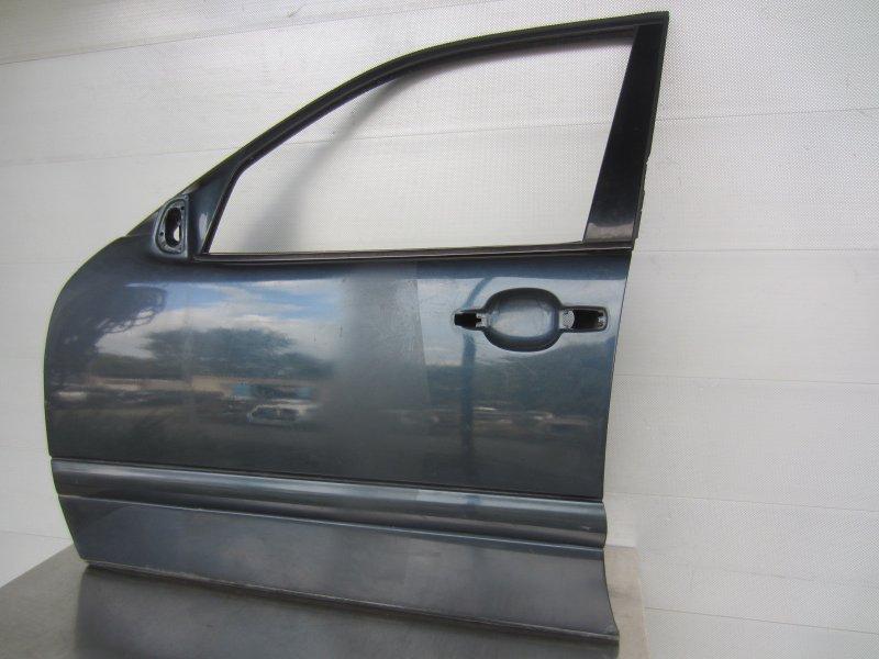 Дверь Mercedes-Benz W210 1997 передняя левая