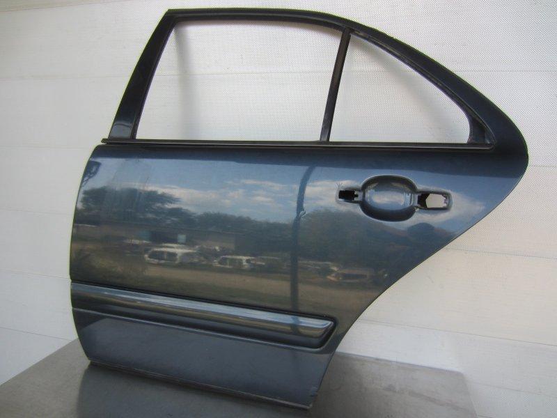 Дверь Mercedes-Benz W210 1997 задняя левая