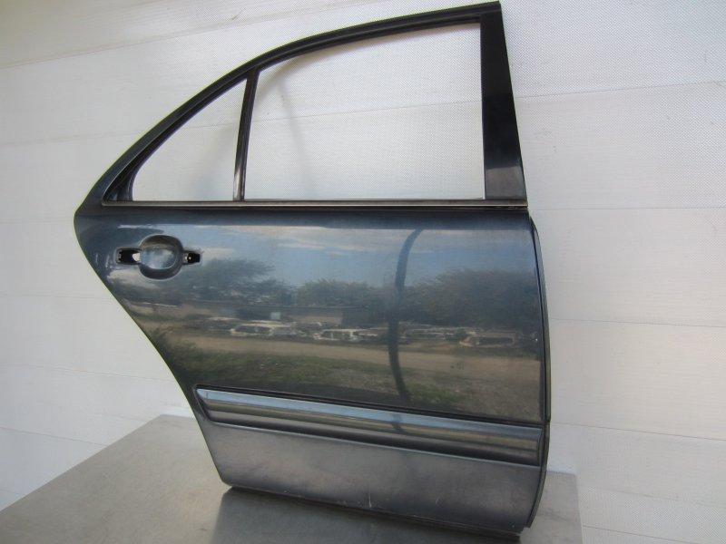 Дверь Mercedes-Benz W210 1997 задняя правая