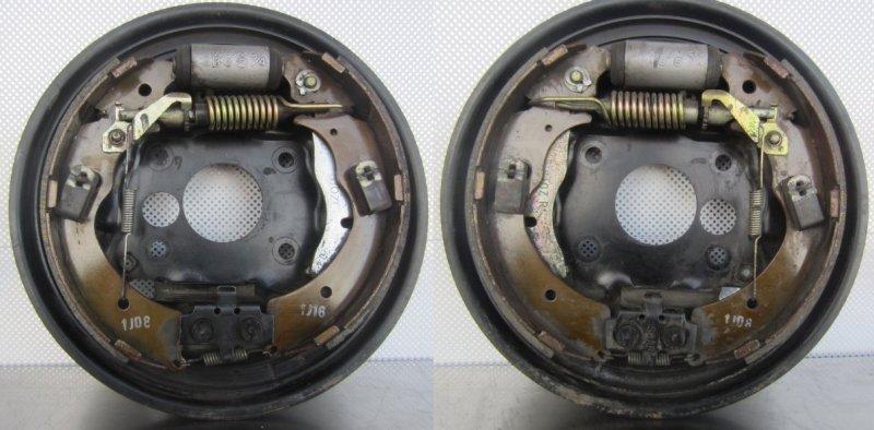Тормозной щит Honda Civic 7 2001