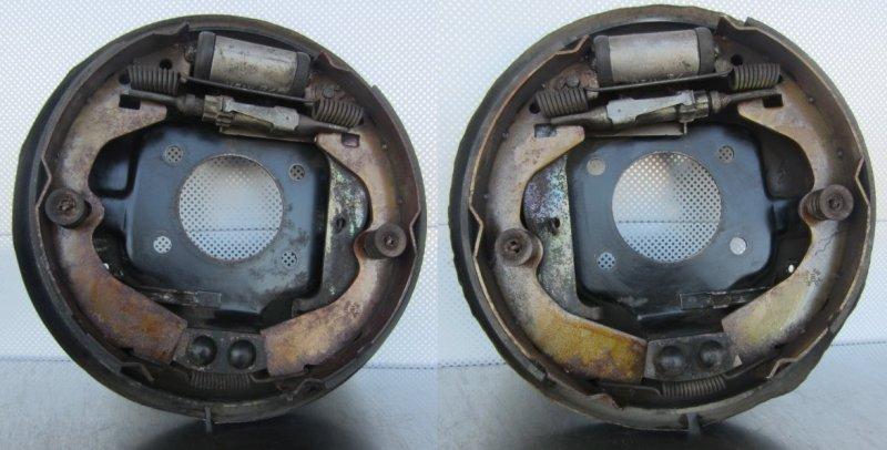 Тормозной щит Nissan Expert УНИВЕРСАЛ QG18 2000