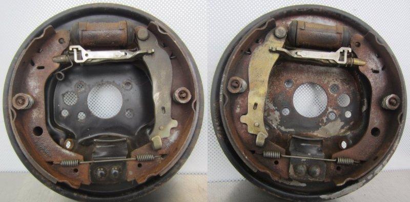 Тормозной щит Nissan Primera P11 задний