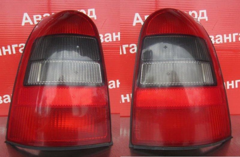 Фонарь Opel Vectra B CARAVAN Z16XE 2002 задний