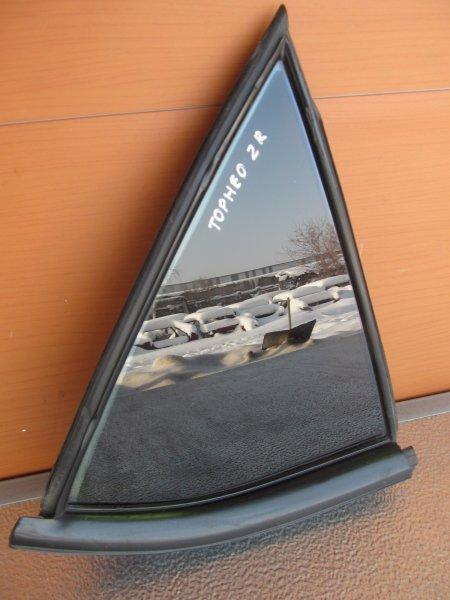Форточка двери Honda Torneo 2000 задняя правая