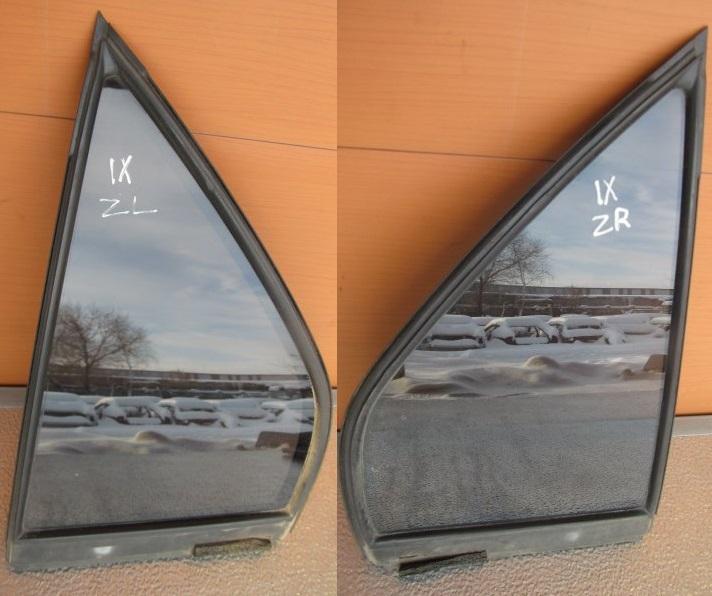 Форточка двери Mitsubishi Lancer Ix 2007 задняя