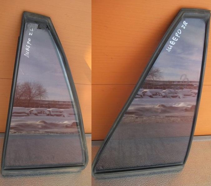 Форточка двери Mitsubishi Libero 2001 задняя