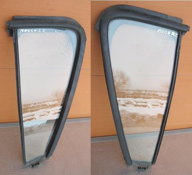 Форточка двери Toyota Passo Kgc10 2004 задняя