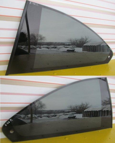 Форточка кузова Bmw E46 КУПЕ M54B25 2000 задняя