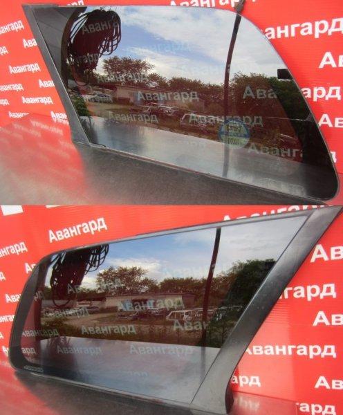 Форточка кузова Mitsubishi Legnum задняя