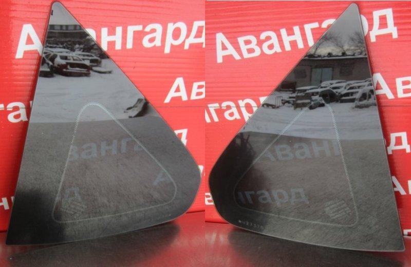 Форточка кузова Nissan Qashqai J10 J10 HR16 2013 задняя