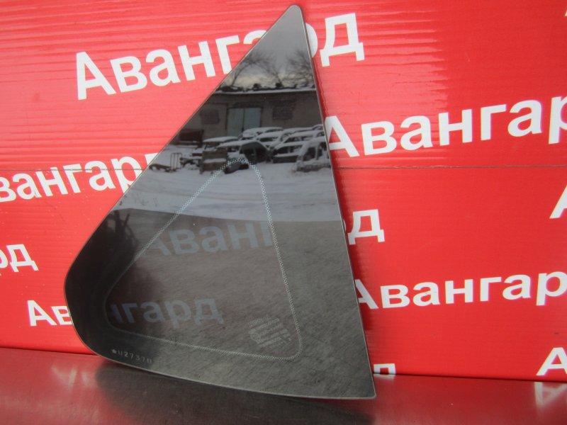 Форточка кузова Nissan Qashqai J10 J10 HR16 2013 задняя правая