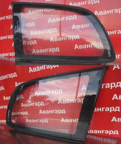 Форточка кузова Toyota Caldina 190 ST190 задняя