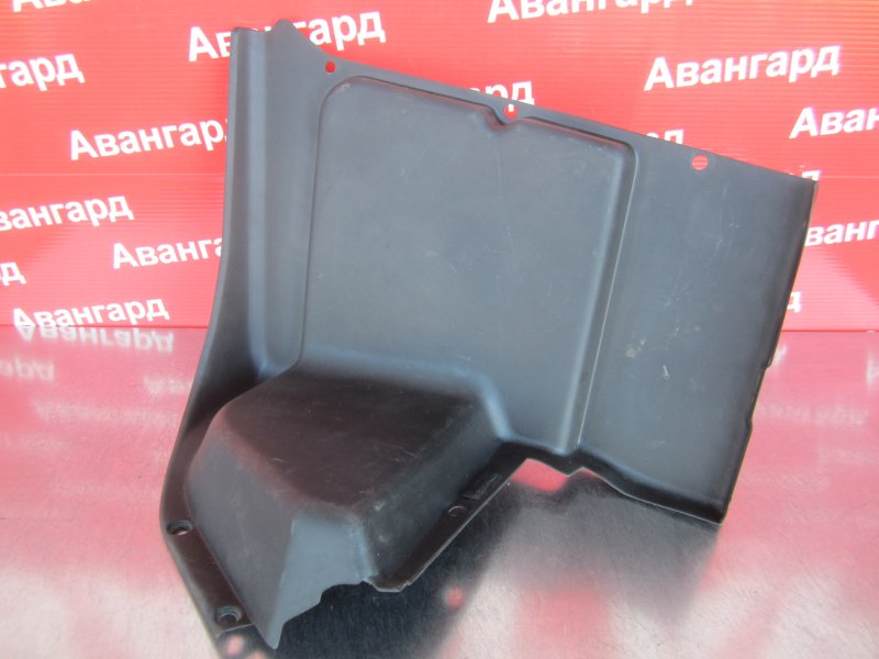 Обшивка багажника Daewoo Nexia 2007 задняя