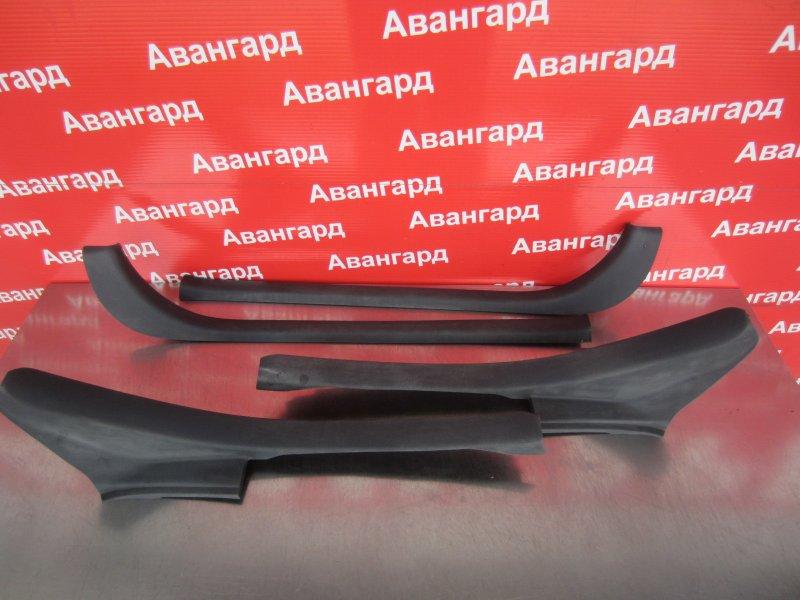 Накладка порога Nissan Almera G15 G15 K4M 2014