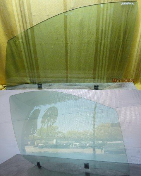 Стекло двери Nissan Liberty M12 PM12 SR20DE 2000 переднее