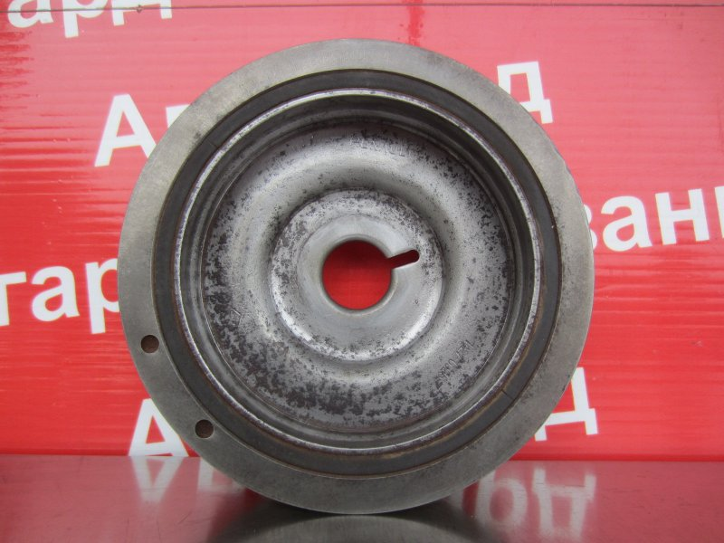 Шкив коленвала Nissan Almera G15 G15 K4M 2014
