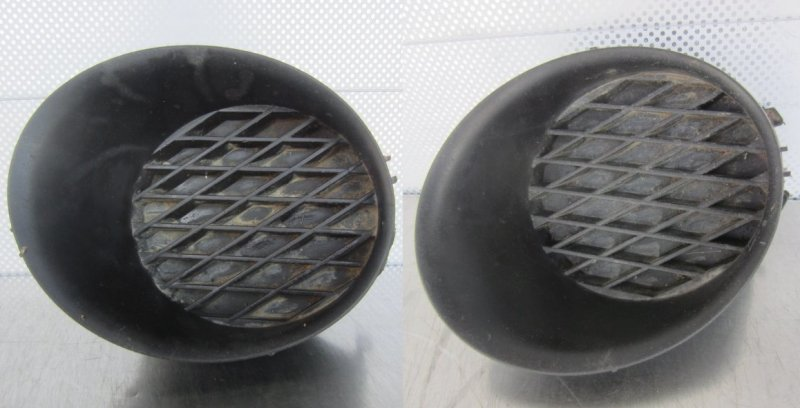 Заглушка переднего бампера Nissan Expert 2000 передняя