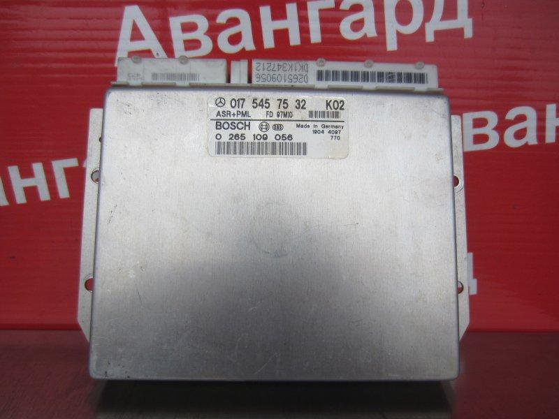 Электронный блок abs Mercedes-Benz W210 W210 M112 1997