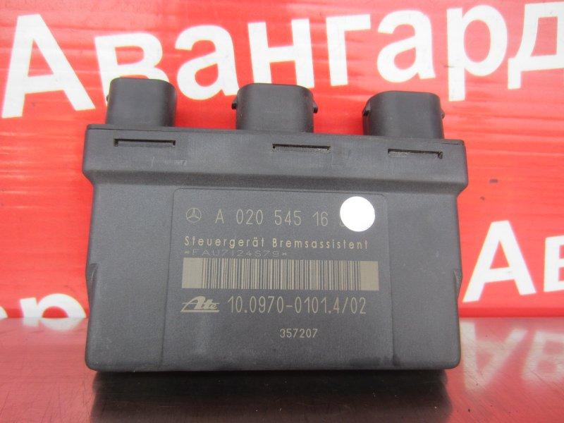 Блок управления bas Mercedes-Benz W210 W210 M112 1997