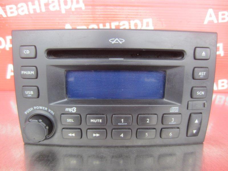 Магнитола Chery Tiggo T11 2008