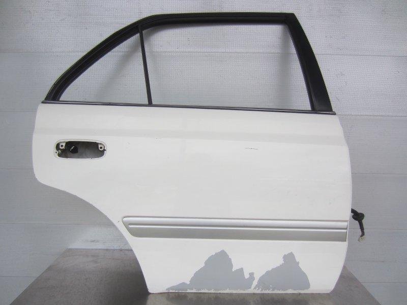 Дверь Toyota Corona Premio 210 задняя правая