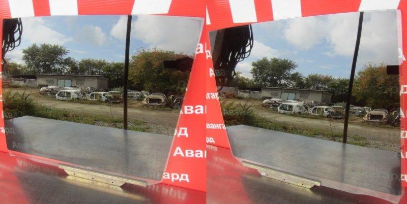 Стекло двери Chery Tiggo T11 2008 заднее
