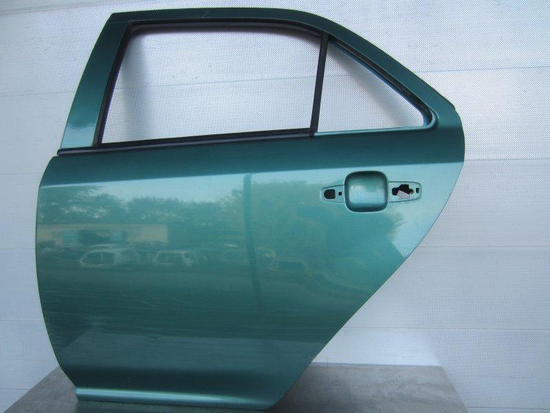 Дверь Geely Mk СЕДАН MR479QA 2012 задняя левая