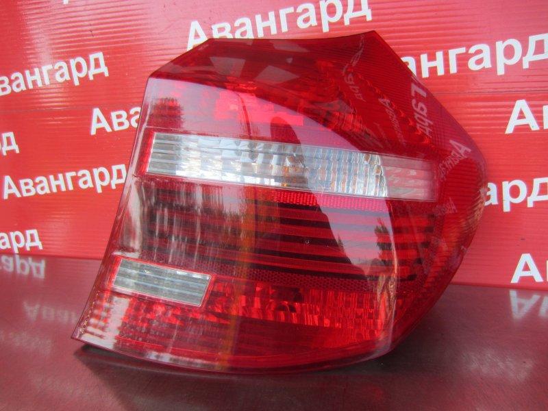 Фонарь Bmw E87 2008 правый