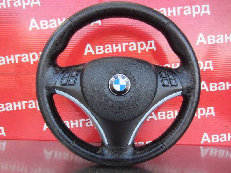 Руль Bmw E87 2008