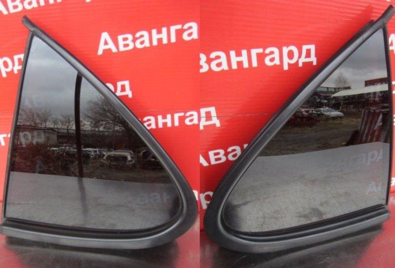Форточка двери Nissan Sunny B15 FB15 2000 задняя